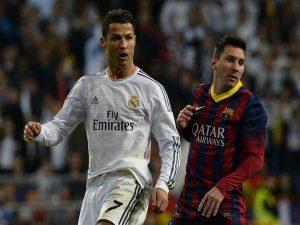 Cristiano Ronaldo cũng cảm nhận được sức nóng trận Derby Italia