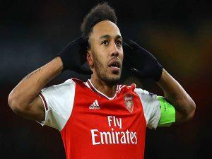 Arsenal hành động bất ngờ chốt tương lai tiền đạo Aubameyang