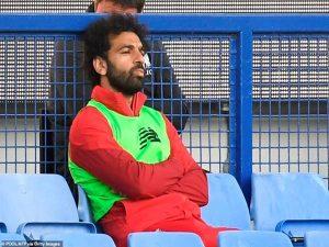 HLV Juergen Klopp lý giải không để Salah ra sân ở trận vừa rồi