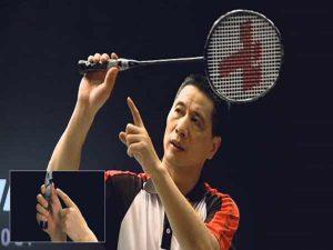 Hướng dẫn cách cầm vợt cầu lông đúng kỹ thuật