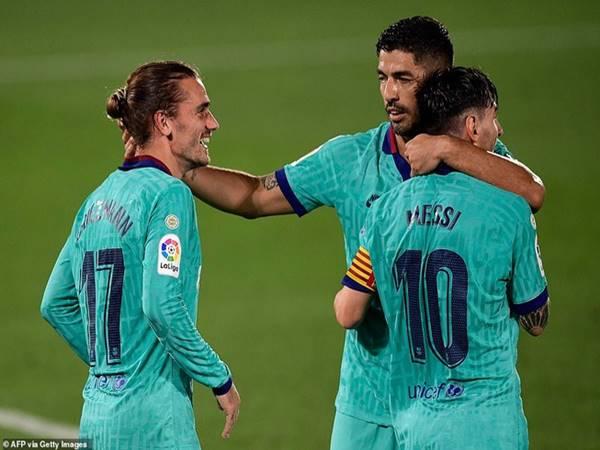CLB Barcelona vùi dập đối thủ Villarreal với tỷ số đậm