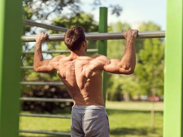 Bài tập tại nhà dành cho nam để có thân hình cân đối