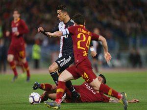 Nhận định trận đấu Juventus vs AS Roma (1h45 ngày 2/8)