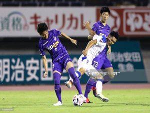 Nhận định Oita Trinita vs Sanfrecce Hiroshima (17h00 ngày 23/9)
