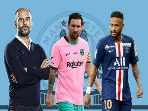 Tin CN 25/9: Man City nuôi tham vọng muốn có cả Messi và Neymar