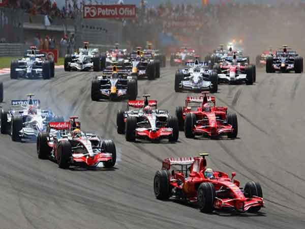 Tìm hiểu các điều luật đua xe F1 mới nhất hiện nay
