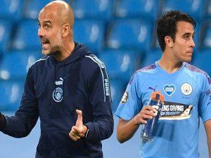 Tin bóng đá 23/10: Manchester City quyết ngăn Eric Garcia về Barca