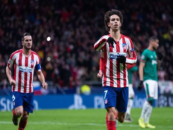 Nhận định tỷ lệ Atletico Madrid vs Lokomotiv (3h00 ngày 26/11)