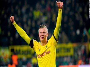 Tin bóng đá 26/11: Haaland chiến thắng giải Golden Boy 2020