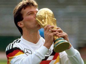 Những huyền thoại bóng đá Đức xuất sắc nhất mọi thời đại