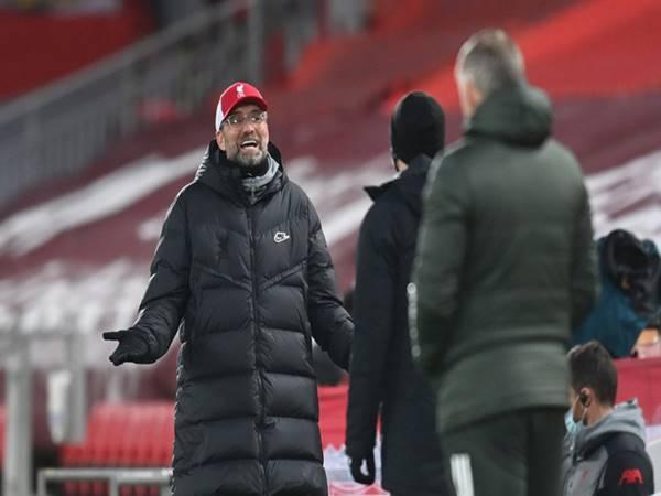 Tin bóng đá 18/1: HLV Jurgen Klopp tiếc ngôi đầu khi bị MU cầm hòa