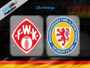 Nhận định Wurzburger Kickers vs Braunschweig, 0h30 ngày 16/1