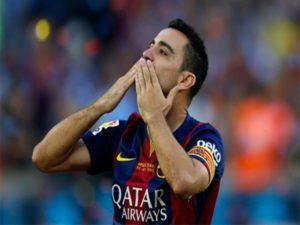 Tiểu sử cầu thủ Xavi – Ngôi sao bóng đá người Tây Ban Nha