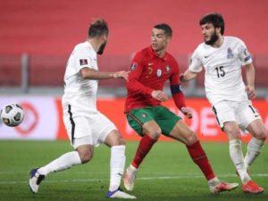 Bóng đá QT hôm nay 25/3: Bồ Đào Nha khởi đầu vất vả