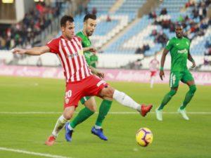 Nhận định trận đấu Almeria vs Leganes (00h15 ngày 28/3)