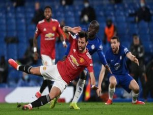Tin bóng đá 1/3: Man United hòa đáng tiếc Chelsea trên sân khách