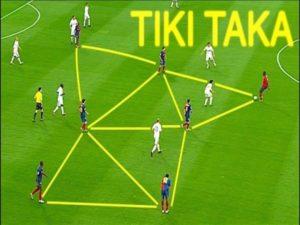 Tiki Taka là gì? Lịch sử hình thành của chiến thuật Tiki Taka