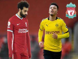 Tin bóng đá 4/5: Liverpool lên kế hoạch mua Sancho thay thế Salah