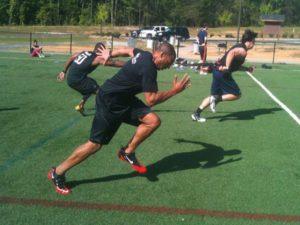 Bài tập tăng sức chịu đựng trong bóng đá đơn giản và hiệu quả