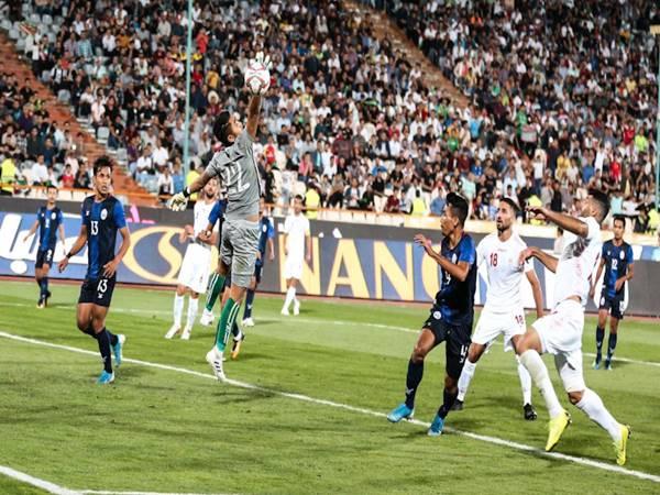 Nhận định bóng đá Campuchia vs Iran (21h30 ngày 11/6)