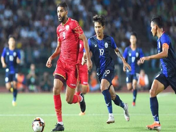 Nhận định trận đấu Bahrain vs Campuchia (23h30 ngày 3/6)