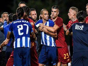 Bóng đá QT chiều 30/7: Mkhitaryan đòi tẩn Pepe trong trận giao hữu