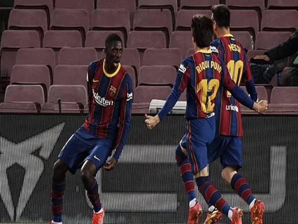 Tin bóng đá 22/7: Barcelona quyết giữ chân ngôi sao Dembele