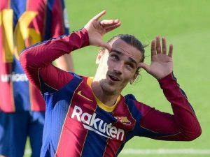Tin bóng đá QT 23/7: Chủ tịch Barca cân nhắc bán Griezmann