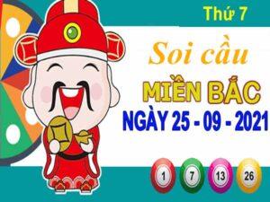 Soi cầu XSMB ngày 25/9/2021 – Soi cầu xổ số Nam Định thứ 7