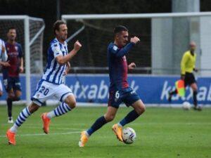 Nhận định tỷ lệ Sociedad B vs Huesca (1h00 ngày 25/9)