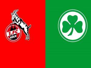 Nhận định, soi kèo Koln vs Greuther Furth – 01h30 02/10, VĐQG Đức