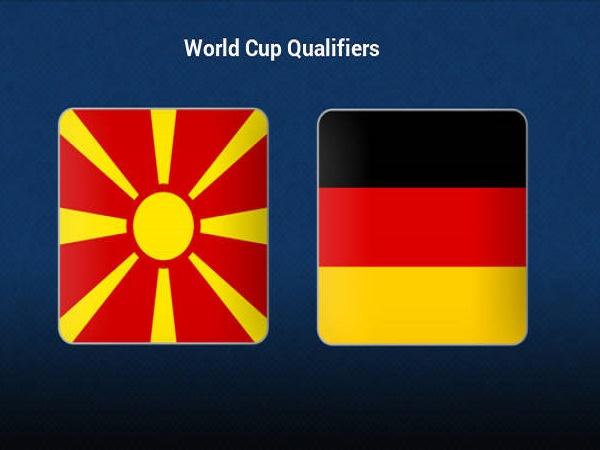 Nhận định, soi kèo Bắc Macedonia vs Đức – 01h45 12/10, VL World Cup 2022